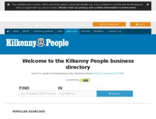 findit.kilkennypeople.ie screenshot