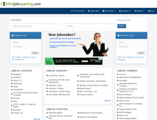 findjobopening.com screenshot