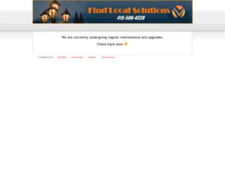 findlocalsolutions.com screenshot