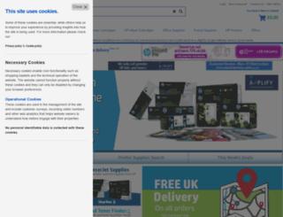 findmysupplies.co.uk screenshot