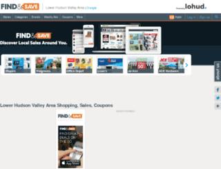findnsave.lohud.com screenshot