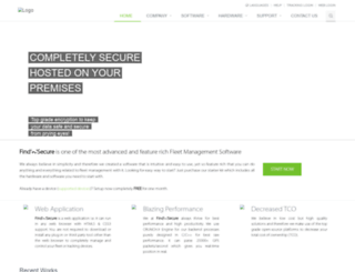 findnsecure.com screenshot