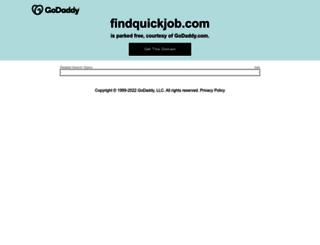 findquickjob.com screenshot