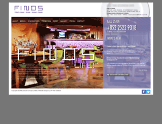 finds.com.hk screenshot