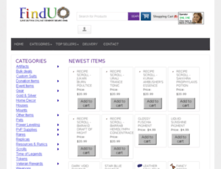 finduo.com screenshot