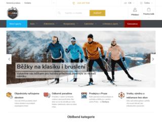 finebike.cz screenshot