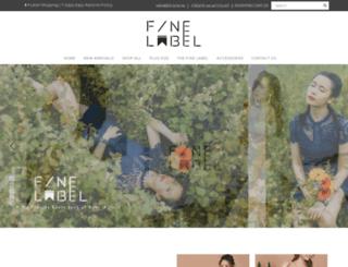 finecollection.my screenshot