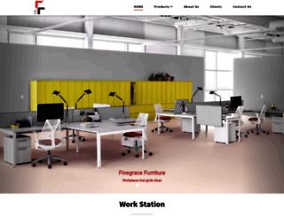 finegrace.com screenshot