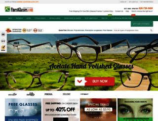 finestglasses.com screenshot