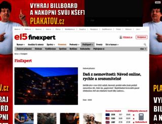 finexpert.cz screenshot