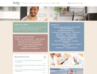 finfin.nl screenshot