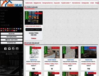 finikeemlak.com screenshot
