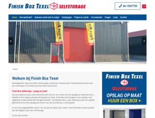 finishboxtexel.nl screenshot