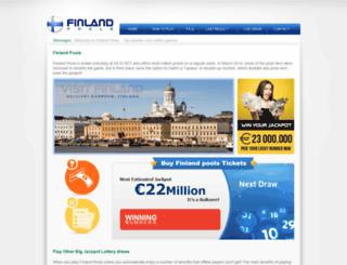finlandpools.com screenshot