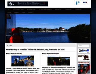 finlandseaside.com screenshot