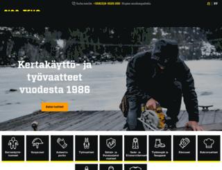 finn-teho.com screenshot
