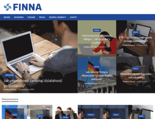 finna.pl screenshot