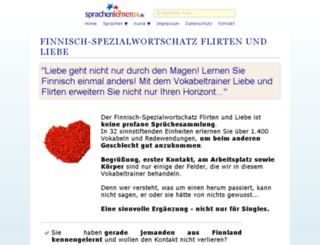 finnisch-flirtkurs.online-media-world24.de screenshot