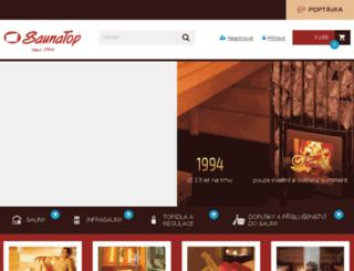 finnsauna.cz screenshot