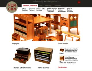 finoak.com screenshot