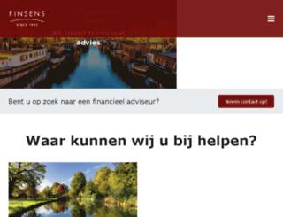 finsens.com screenshot