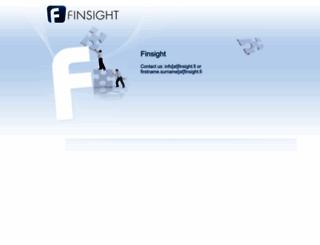 finsight.fi screenshot