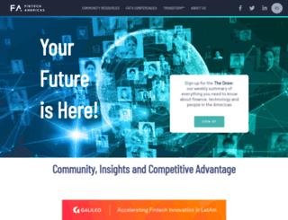 fintechlatam.com screenshot
