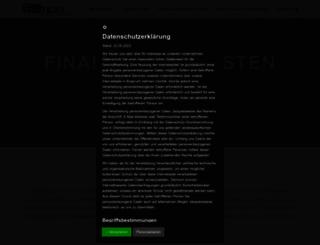 fintext.de screenshot