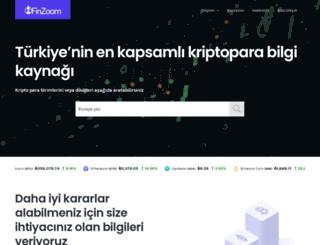 finzoom.com.tr screenshot