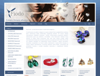 fiodo.pl screenshot