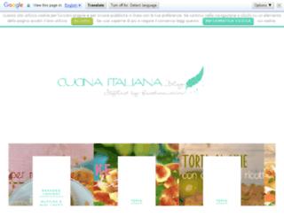 fiordirosmarino.blogspot.it screenshot