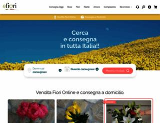 fioristamarchesetti.com screenshot