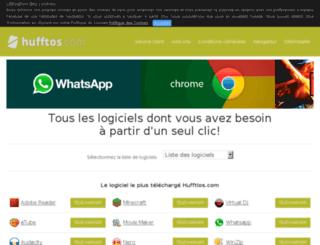 fir.hufftos.com screenshot