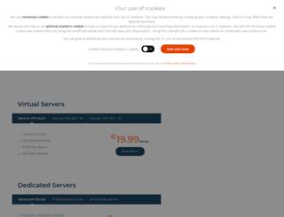 fir.securehost.ie screenshot