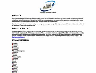 fira-aer-rugby.com screenshot