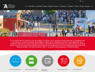 firascensio.org screenshot