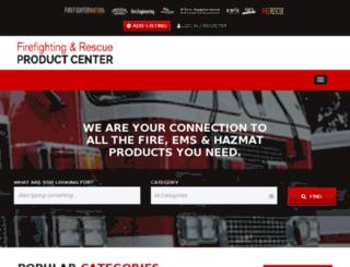 fire-equipment.fireapparatusmagazine.com screenshot