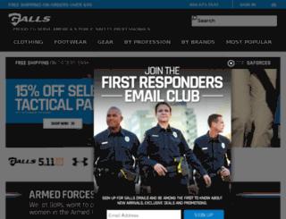 fireauthority.com screenshot