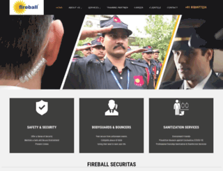 fireballindia.com screenshot
