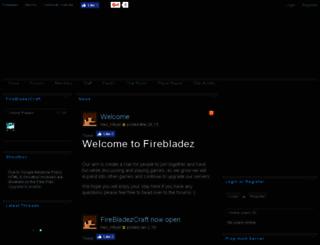firebladez.enjin.com screenshot