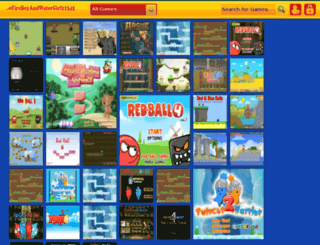 fireboyandwatergirl12345.com screenshot