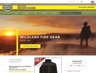 firecache.com screenshot