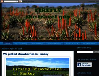 fireflyafrica.blogspot.com screenshot