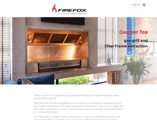 firefox.co.za screenshot