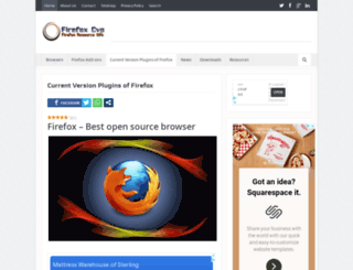 firefoxcvp.com screenshot