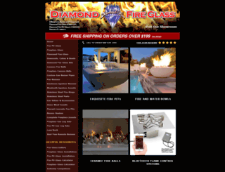 firepitglasstemecula.com screenshot
