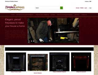 fireplaceantiques.co.uk screenshot