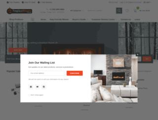 fireplaceblowersonline.com screenshot