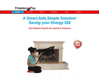 fireplaceplug.com screenshot
