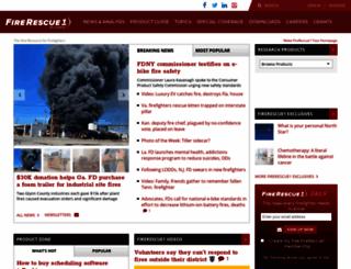 firerescue1.com screenshot